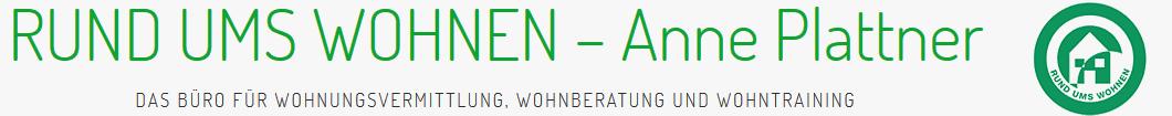 RUND UMS WOHNEN – Anne Plattner